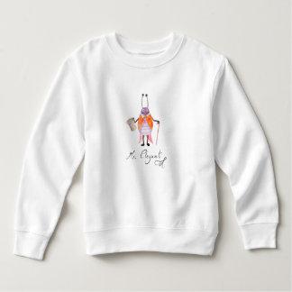 """""""Mr. Elegant"""" Toddler Fleece Sweatshirt"""