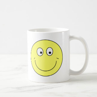 Mr Emoticon Coffee Mug
