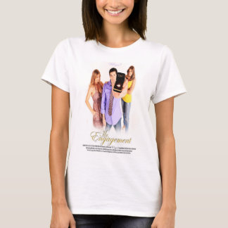 Mr. Engagement T-shirt Women's