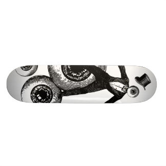 Mr. Eyeinthesky Skate Board