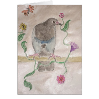 mr feetses watercolor whirled card