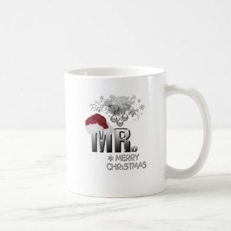 MR.First Christmas Coffee Mug