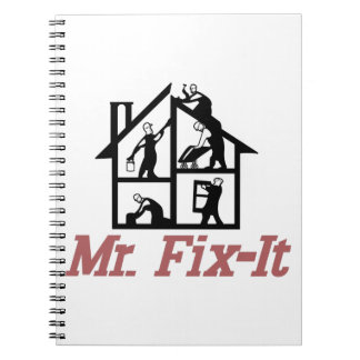Mr. Fix-it Notebooks