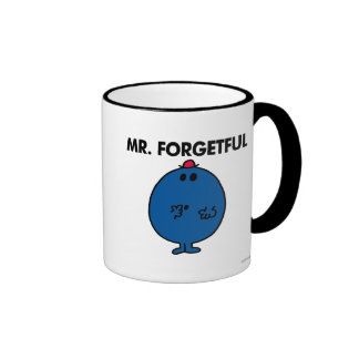 Mr. Forgetful | What Was I Doing Ringer Coffee Mug