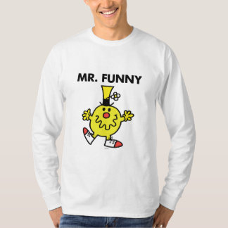 Mr. Funny | Funny Face T-Shirt
