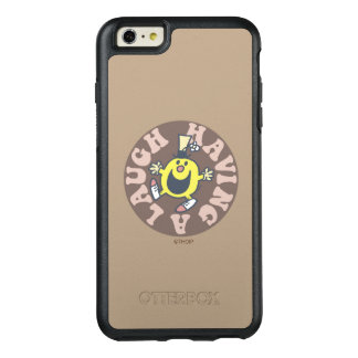 Mr. Funny Having A Laugh OtterBox iPhone 6/6s Plus Case