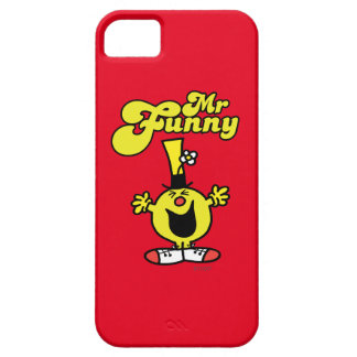 Mr. Funny Laughing Hysterically iPhone 5 Cases