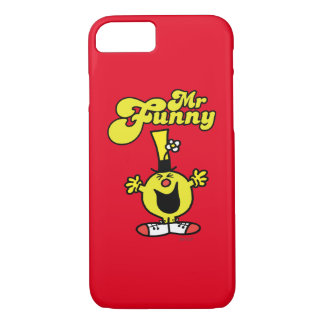 Mr. Funny Laughing Hysterically iPhone 7 Case