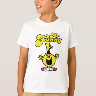Mr. Funny Laughing Hysterically T-Shirt