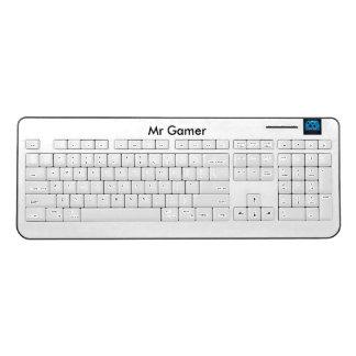 Mr Gamer Keyboard
