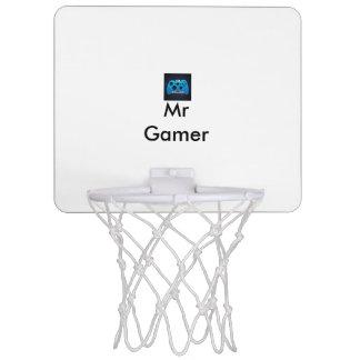 Mr Gamer Mini Basketball Hoop