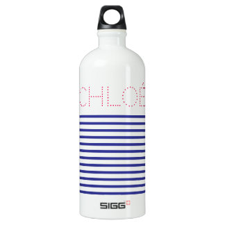 'Mr. Gaultier' Customizable Sigg Water Bottle 1L
