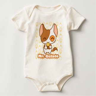 Mr. Gelato Baby Bodysuit