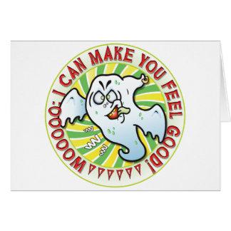 Mr Ghost Feel Good Cards