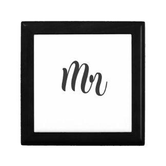 Mr Gift Box