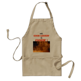 Mr. Good Lookin' ... Apron