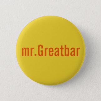 mr.Greatbar 2 Inch Round Button