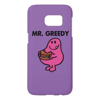 Mr. Greedy Eating Cake Samsung Galaxy S7 Case
