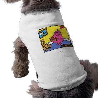 Mr. Greedy   Living Room Eating Shirt