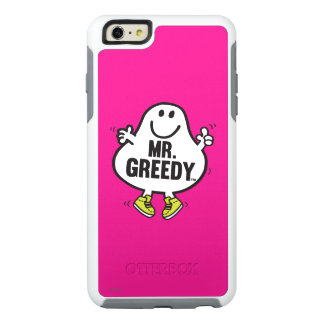 Mr. Greedy OtterBox iPhone 6/6s Plus Case