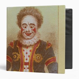 Mr Grimaldi as Clown Binder