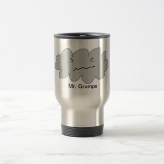 Mr. Grumps Travel Mug