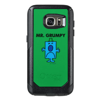 Mr. Grumpy | Frowning Face OtterBox Samsung Galaxy S7 Case