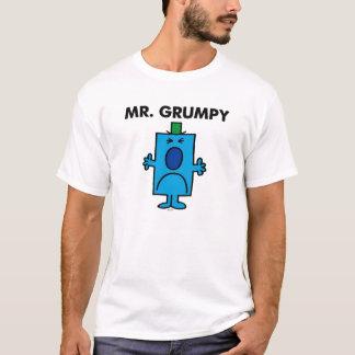 Mr. Grumpy   Frowning Face T-Shirt