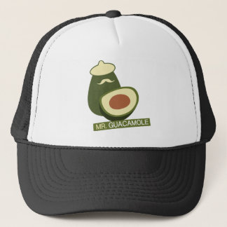 Mr. Guacamole Trucker Hat