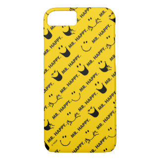 Mr Happy | All Smiles Pattern iPhone 8/7 Case