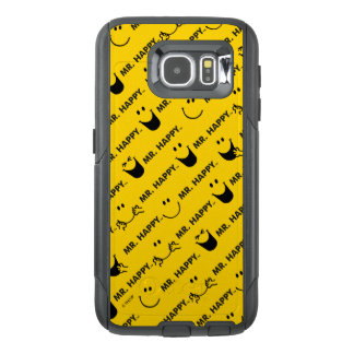 Mr Happy   All Smiles Pattern OtterBox Samsung Galaxy S6 Case