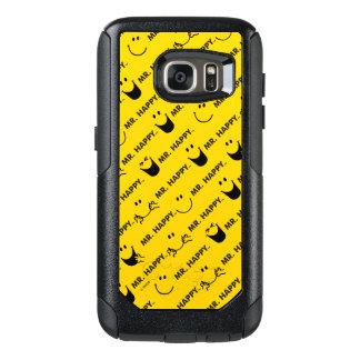 Mr Happy | All Smiles Pattern OtterBox Samsung Galaxy S7 Case