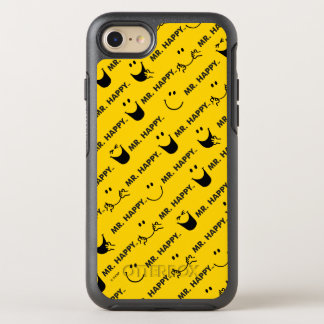 Mr Happy   All Smiles Pattern OtterBox Symmetry iPhone 7 Case