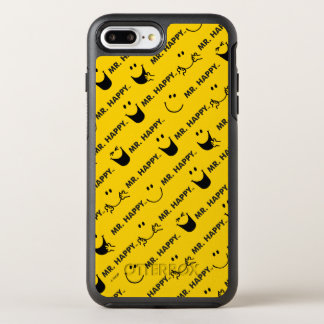 Mr Happy | All Smiles Pattern OtterBox Symmetry iPhone 8 Plus/7 Plus Case