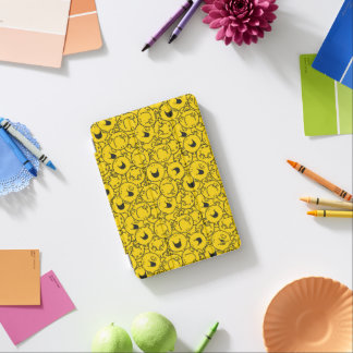Mr  Happy | Batch of Yellow Smiles Pattern iPad Mini Cover
