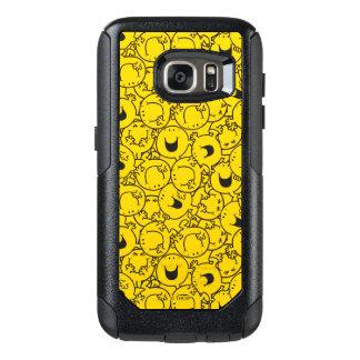 Mr  Happy | Batch of Yellow Smiles Pattern OtterBox Samsung Galaxy S7 Case