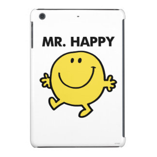 Mr. Happy | Dancing & Smiling iPad Mini Cases
