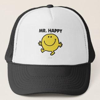 Mr. Happy | Dancing & Smiling Trucker Hat