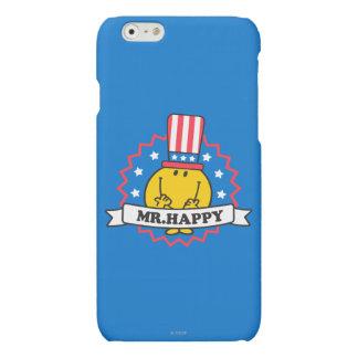 Mr. Happy Election Seal