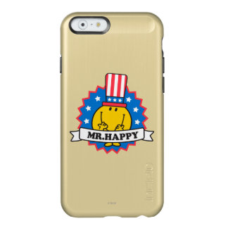 Mr. Happy Election Seal Incipio Feather® Shine iPhone 6 Case