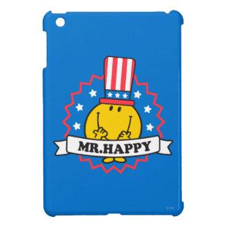 Mr. Happy Election Seal iPad Mini Cover