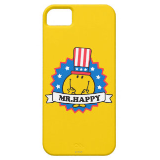 Mr. Happy Election Seal iPhone 5 Covers