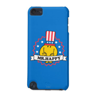 Mr. Happy Election Seal iPod Touch 5G Case