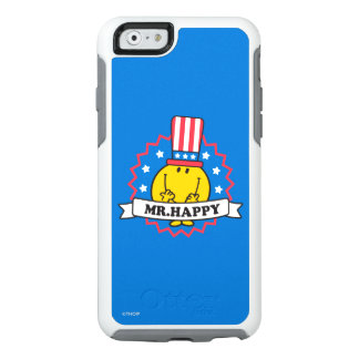 Mr. Happy Election Seal OtterBox iPhone 6/6s Case