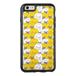 Mr Happy | Flashing Smiles Pattern OtterBox iPhone 6/6s Plus Case