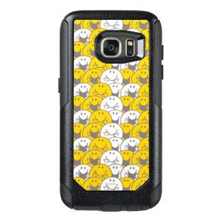 Mr Happy | Flashing Smiles Pattern OtterBox Samsung Galaxy S7 Case