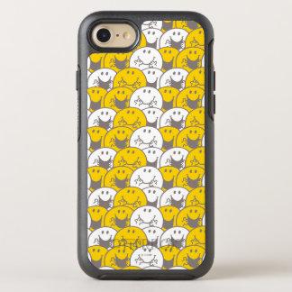 Mr Happy   Flashing Smiles Pattern OtterBox Symmetry iPhone 7 Case