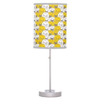 Mr Happy | Flashing Smiles Pattern Table Lamp