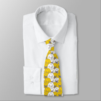 Mr Happy | Flashing Smiles Pattern Tie
