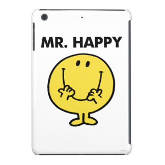 Mr. Happy | Giant Smiley Face iPad Mini Retina Covers